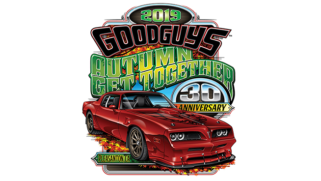 November 9 & 10: Goodguys 30th Autumn Get Together