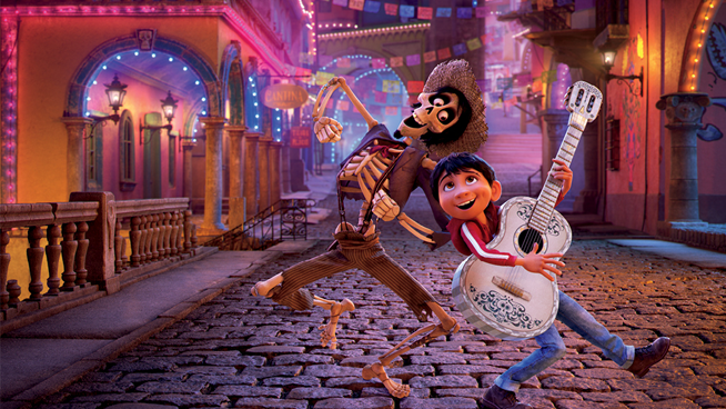 "November 1 & 2: ""Coco"" in Concert- Film with the SF Symphony"