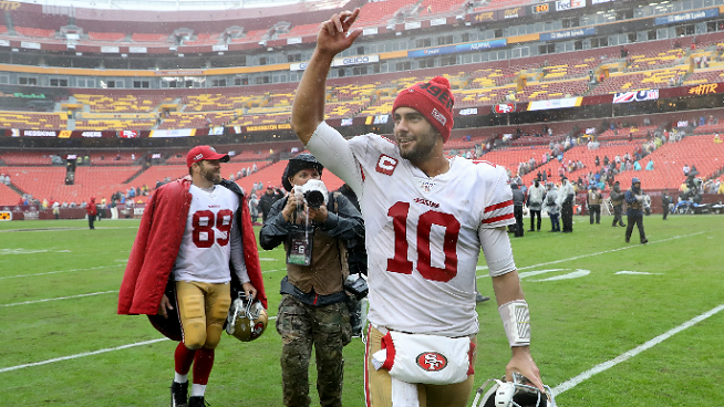 49ers Postgame with Zakk & Jake (49ers 9-0 over Redskins)