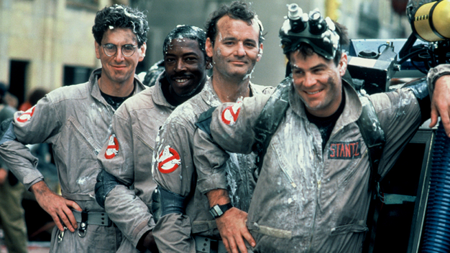 "November 29 & 30: ""Ghostbuster"" in Concert – Film with the SF Symphony"