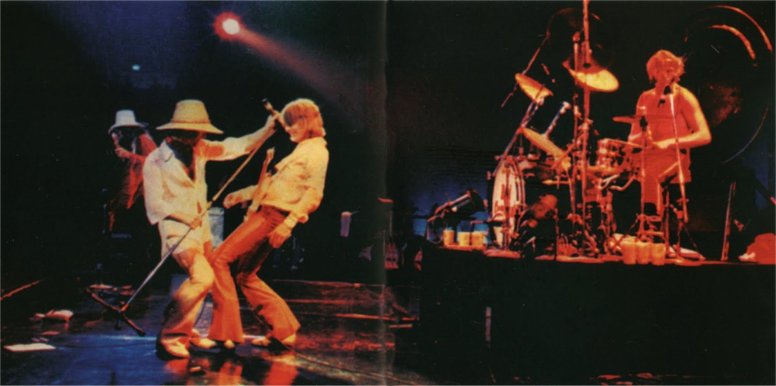 'Live in Albuquerque 1976' by Bad Company