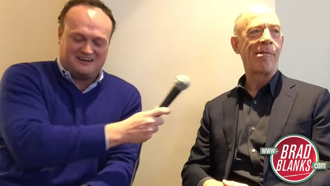 ►Brad Blanks Gets Chewed Out By JK Simmons