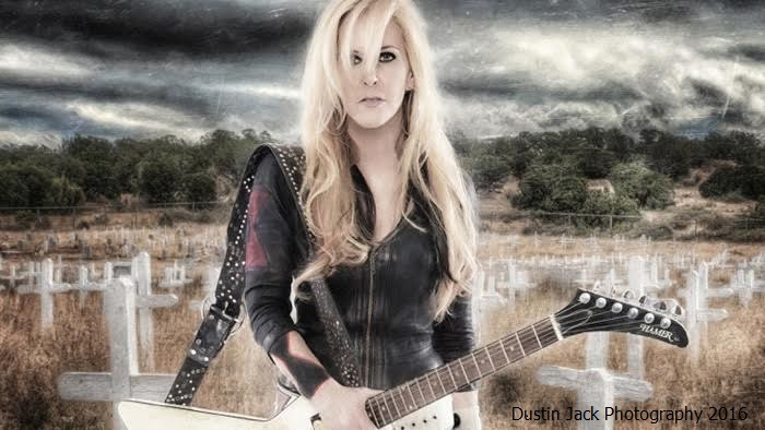 Connecting with Lita Ford on our Mothers' Love and Rock 'N' Roll
