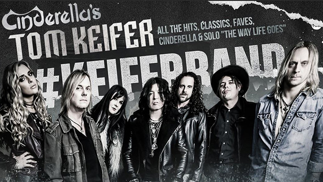 NOV 1 • Tom Keifer and L.A. Guns starring Phil Lewis & Tracii Guns