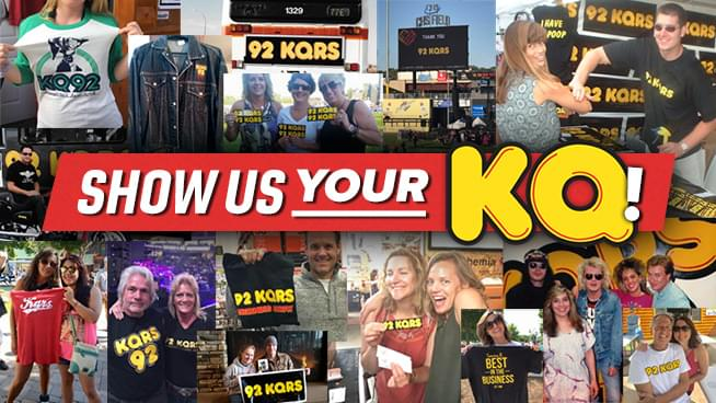 Show Us Your KQ for a Chance to Win Concert Tickets!
