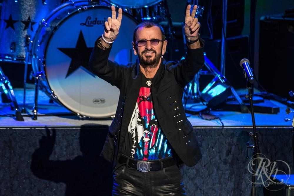 Taking a Break from Hate with Ringo Starr & his All-Starr Band
