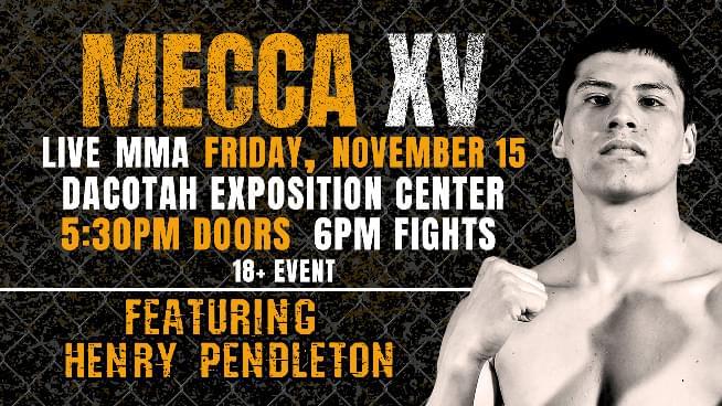 Win a Hotel Stay & MMA Fight Tickets!