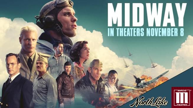 Win Midway Movie Passes!