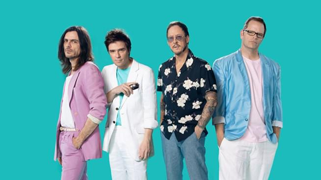 Weezer Covers Black Sabbath on Surprise Teal Album