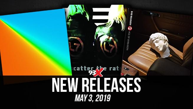 Notable New Releases – May 3, 2019
