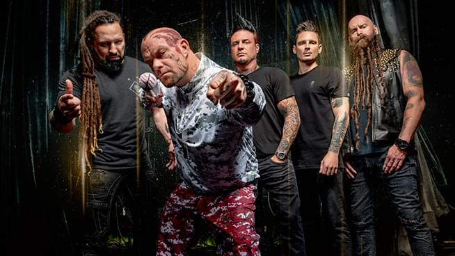 Win Five Finger Death Punch Tickets! (Duluth Show)