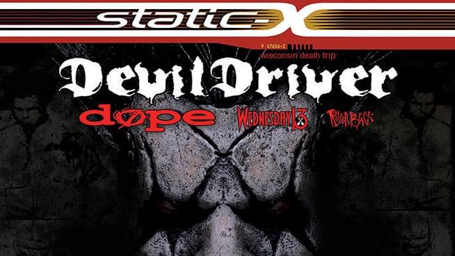 DEC 4 • Static-X & DevilDriver