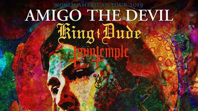 Win Amigo the Devil Tickets!