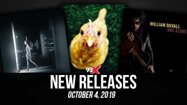 Notable New Releases – October 4, 2019