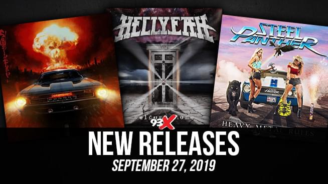 Notable New Releases – September 27, 2019