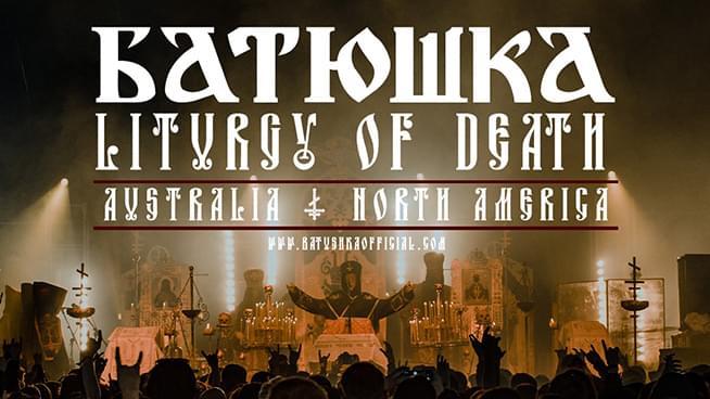 Win Batushka Tickets!