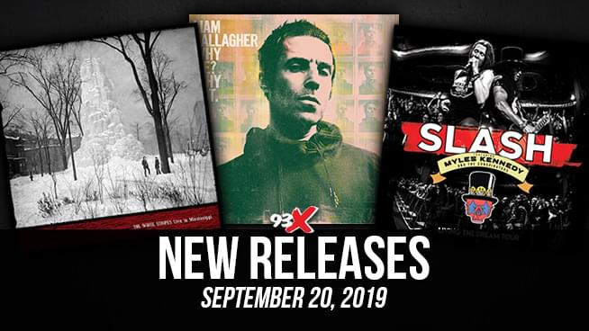 Notable New Releases – September 20, 2019