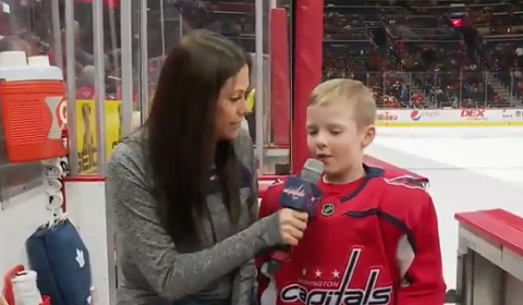 One Of The Best Post-Game Interviews