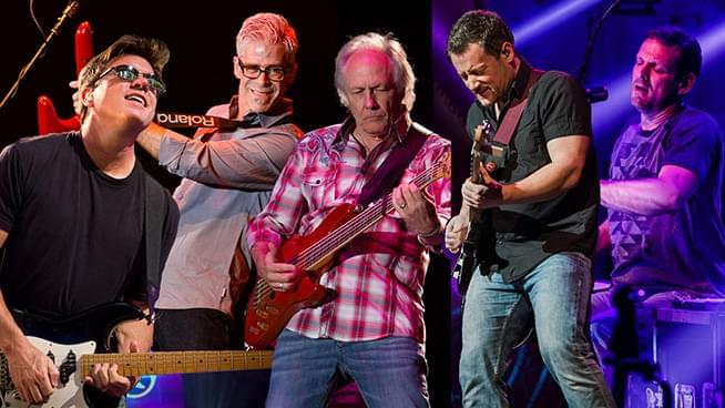 Little River Band with Guest the Jorgensens