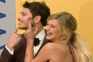 Congrats! Kelsea Ballerini and Morgan Evans Are Married!