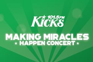 Making Miracles Happen Concert
