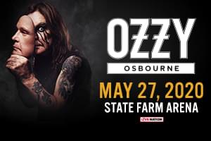 May 27 – Ozzy Osbourne