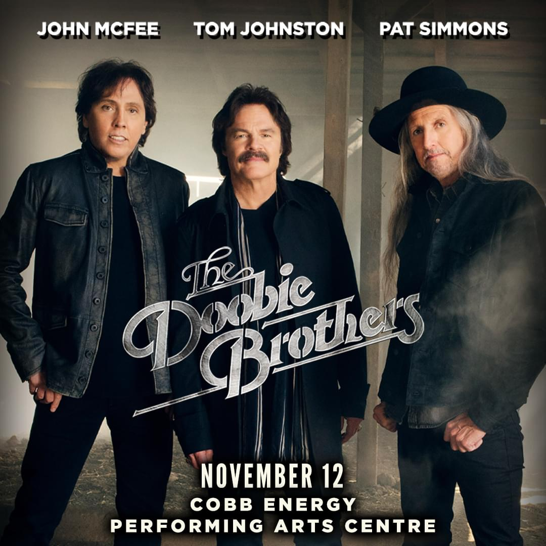 Nov 12 – The Doobie Brothers