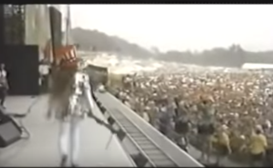 Flashback Friday: Jackyl's Rowdy Woodstock Performance