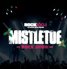 Rock 100.5 Mistletoe Rock Show