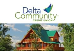 Win a Trip to the Smoky Mountains brought to you by Delta Community Credit Union
