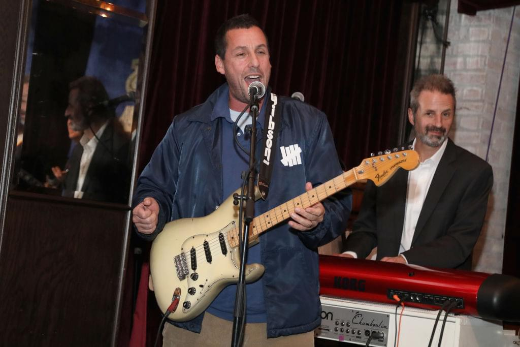 """Adam Sandler's Daughter Sings Taylor Swift's Song """"Lover"""" 