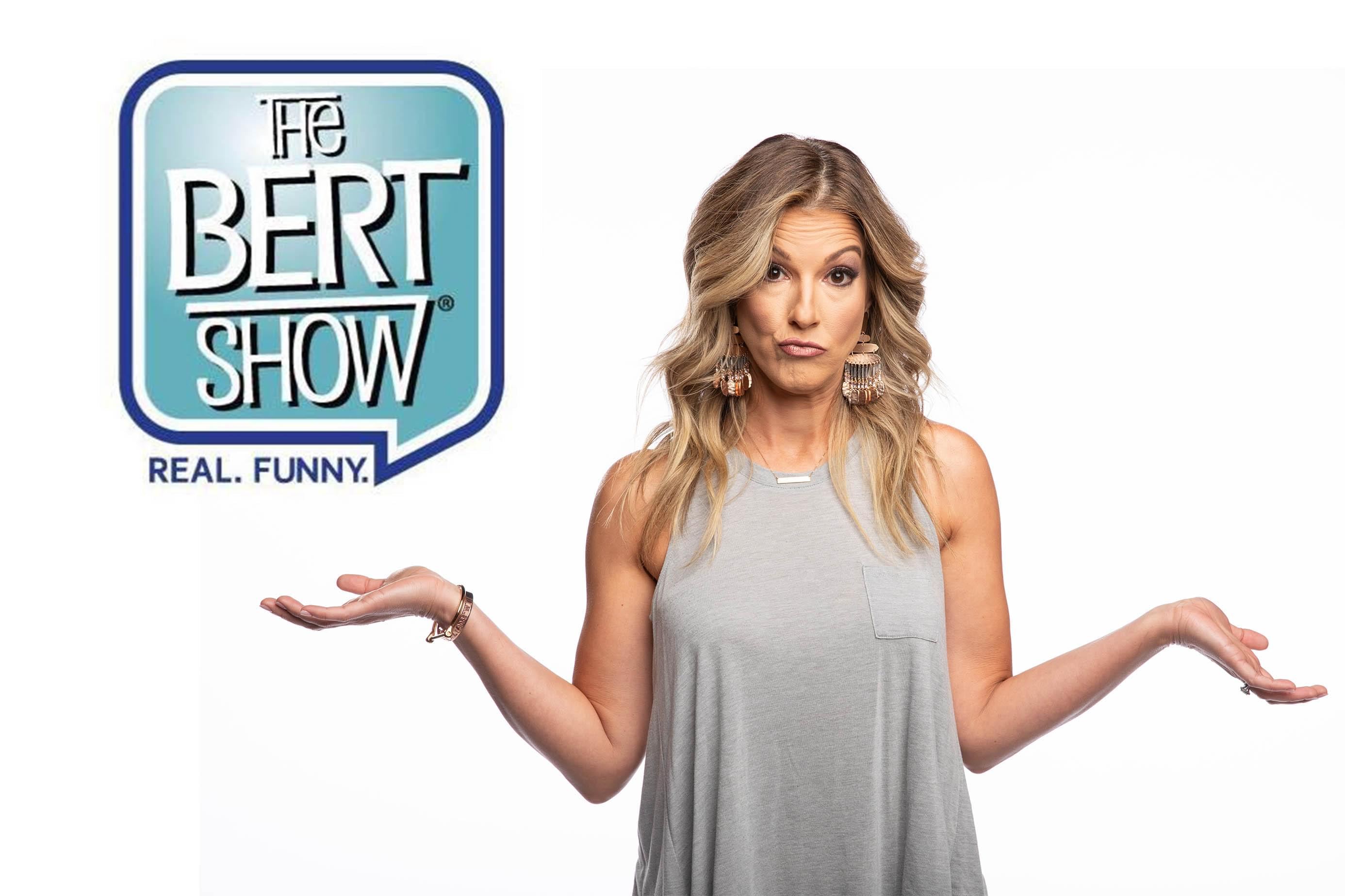 KRISTIN HAD A DIRTY DREAM ABOUT SOMEONE IN STUDIO | The Bert Show