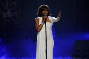 "Listen To New Whitney Houston Dance Remix Of ""Higher Love"""
