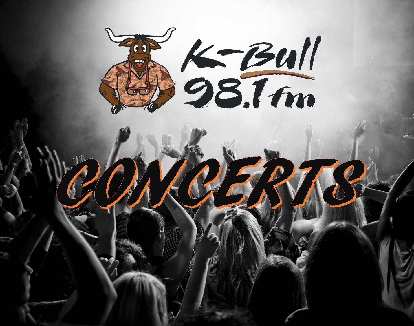 KBUL 2019 Concert Calendar!