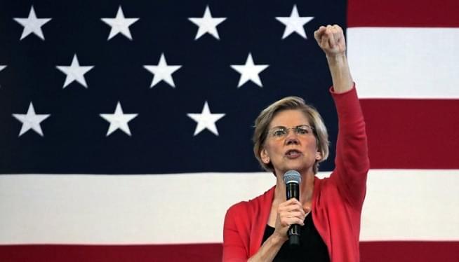 Elizabeth Warren AP