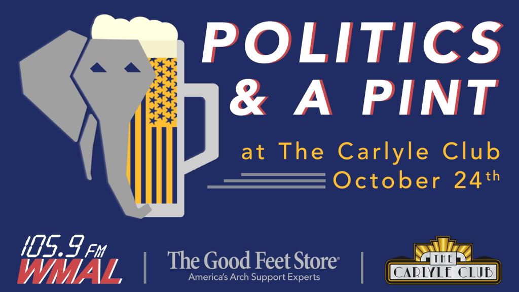 Politics & A Pint – 10/24/19