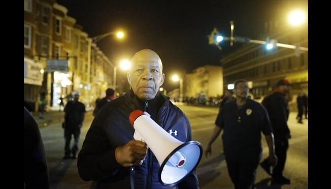 Democratic Maryland Congressman Elijah Cummings Has Died