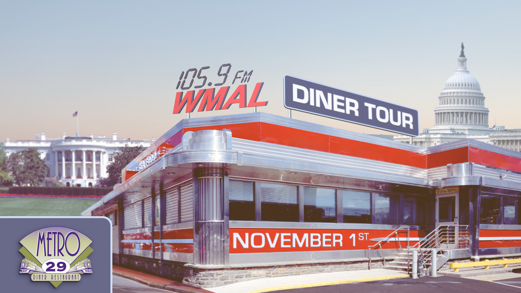 Mornings On The Mall Diner Tour 2019 – 11/1/19