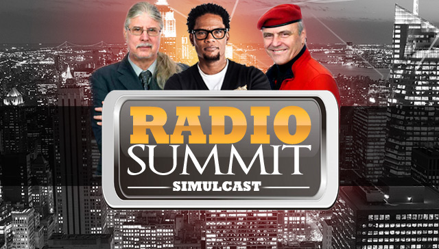 Radio Summit Simulcast on the Rising Tensions in NYC