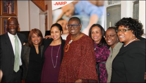 Photos: AARP Faith and Finance Panel with Toya Beasley