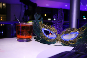 2nd Annual Masquerade Party! [Exclusive Photos]