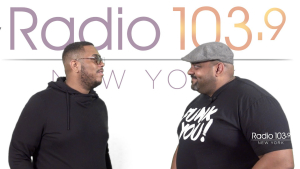 Newcomer Guordan Banks Sits Down With Marc Clarke on Radio 103.9! [Exclusive Video]