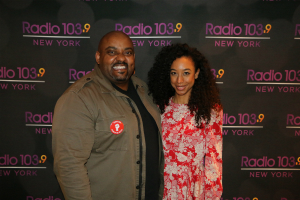 Corinne Bailey Rae on Radio 103.9! [Exclusive Video]