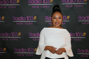 Lynn Whitfield on Radio 103.9! [Exclusive Video]