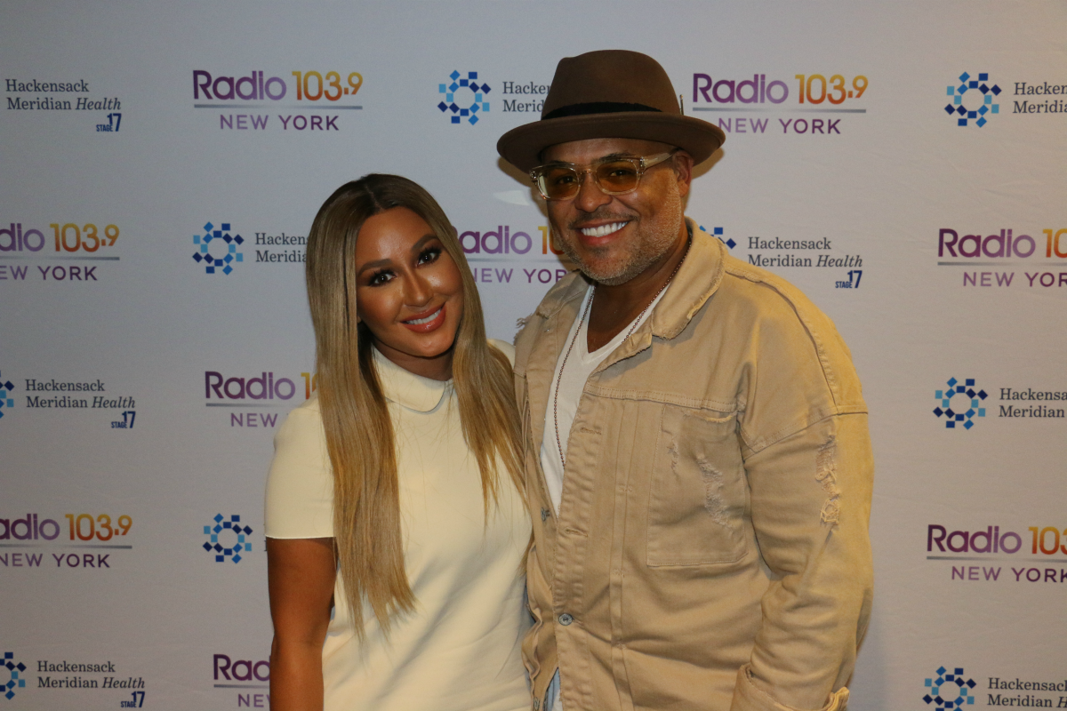 Israel Houghton LIVE from HMH Stage 17! [Exclusive Video]