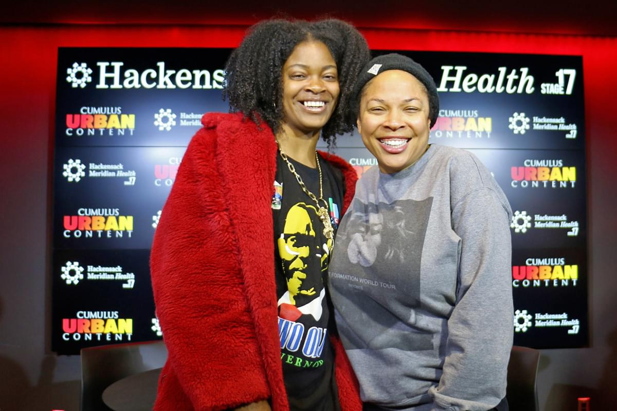 Ari Lennox LIVE from HMH Stage 17! [Exclusive Video]