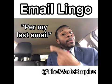 Email Lingo For Dummies