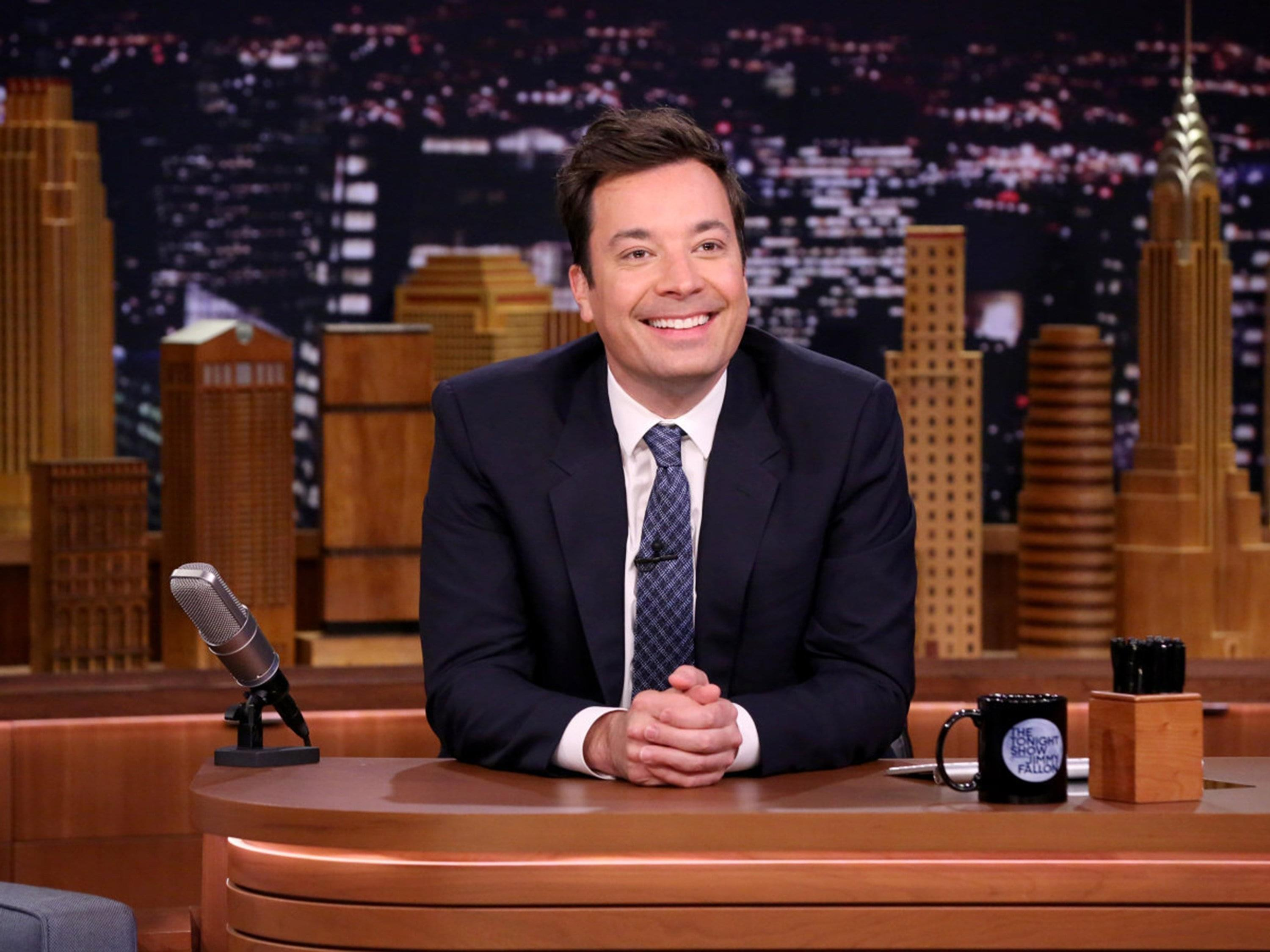 Watch Megan Thee Stallion and Jimmy Fallon Welcome 'Hot Girl Fall'