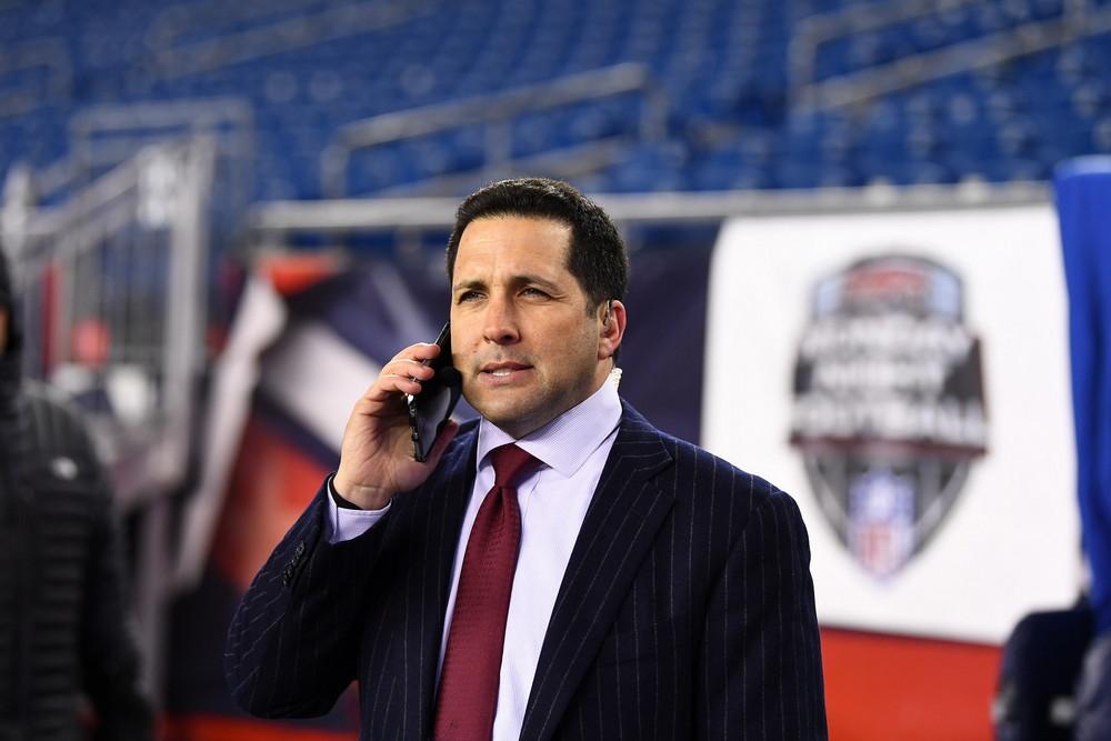 DAC: ESPN NFL Insider Adam Schefter on Future Cowboys Talks and Antonio vs the Raiders