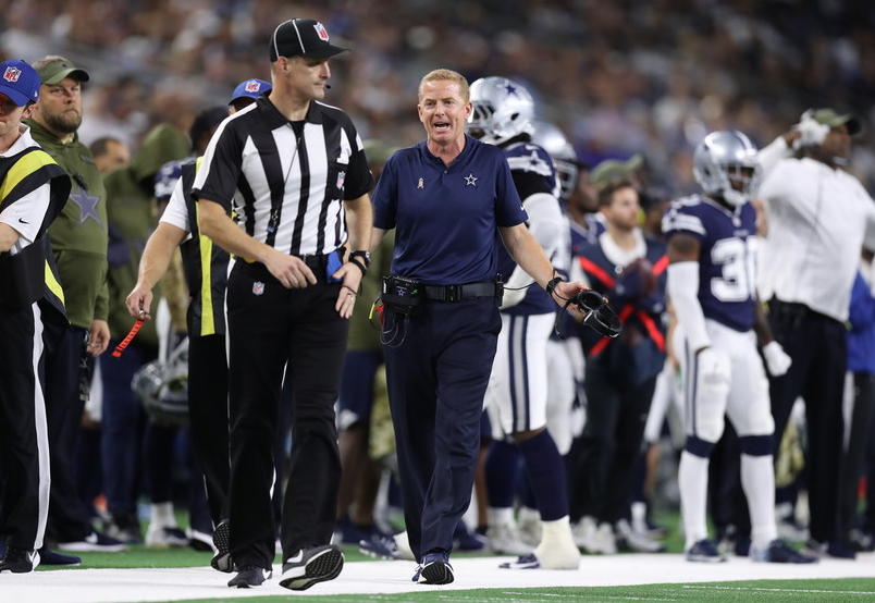 JaM Session: Jason Garrett has a Lot Riding on Packers Game